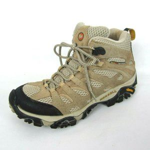 Merrell Moab Ventilator Mid 7.5 Hiking Boots Shoes